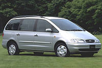 Фаркоп Ford Galaxy (универсал 1995-2000) (Форд Галакси) Автопрыстрий