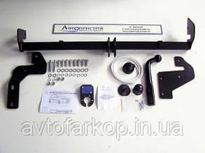 Фаркоп Hyundai Matrix (2001-2008)(Хюндай Матрікс) Автопрыстрий