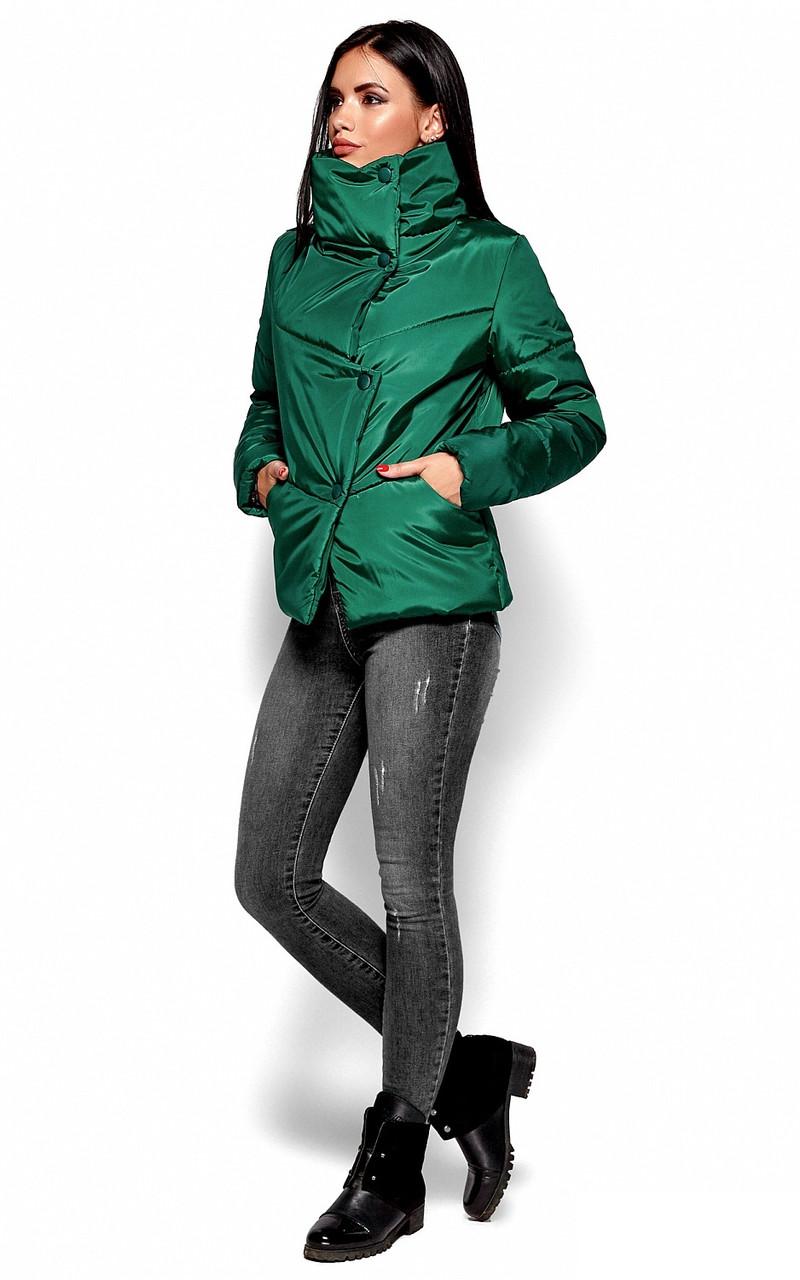 d03deee3d0a Куртка KARREE Стелла L Зеленый (KAR-KV00027)