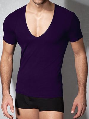 Мужская футболка Doreanse City 2820 purple