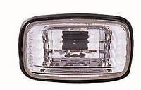 Указатель поворота левый+ правый черный прозрачный BMW 3 E36 кроме coupe (DEPO)