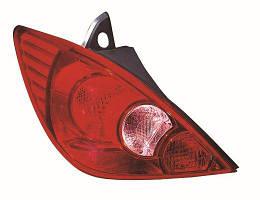 Фонарь левый Nissan X-TRAIL 10- LED (DEPO). 265553UB0A