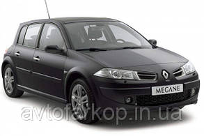 Фаркоп Renault Megane 2 (хетчбек 2002-2008)(Рено Меган 2) Автопрыстрий