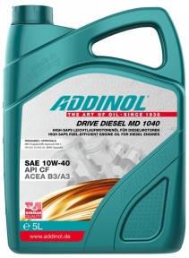 ADDINOL Drive Diesel MD1040 10W-40 5л