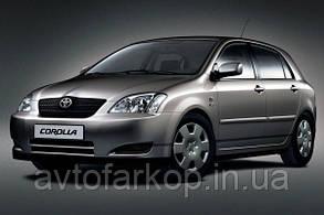 Фаркоп Toyota COROLLA E 12 (хетчбек 01/2002-2007)(Тойота Королла Е12) Автопрыстрий
