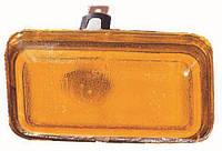 Указатель поворота Chevrolet Aveo T200 левый=правый на крыле желтый (DEPO). 96190579