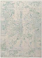 Иранский ковёр ручной работы с шёлковым  рельефным орнаментом.  3d. Шерсть + Шёлк. Размер 2380 х 1740мм.