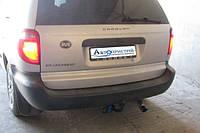 Фаркоп Dodge Caravan (2001-2008) (Додж Караван)  Автопрыстрий