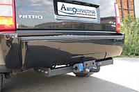 Фаркоп Dodge Nitro (универсал 2007--) (Додж Нитро)  Автопрыстрий