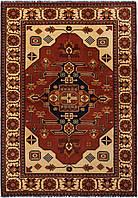 Афганский шерстяной ковёр ручной работы с эффектом старения.  Каргаи. Шерсть. Размер 2500х1700мм.