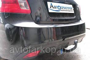 Фаркоп Kia Rio (седан 2005-2011)(Кіа Ріо) Автопрыстрий