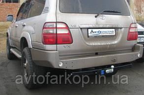 Фаркоп Toyota Landcruiser 100 (1996-2003)(Тойота Ланкрузер 100) Автопрыстрий