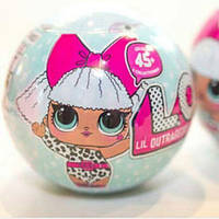 Кукла-сюрприз в шаре L.O.L. Surprise