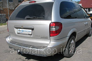 Фаркоп Chrysler Grand Voyager (Limited)(2005-2009) Крайслер Гранд Вояджер Автопрыстрий