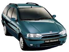 Fiat Palio Weekend (1997 - ... )