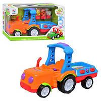 Машинка ZY 6604 A фермер и звери