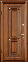 Входные стальные двери в квартиру Экриз Патина