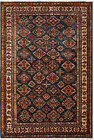 Афганский ковёр ручной работы. Состаренный.   Казак. Шерсть. Размер 2500х1720мм.