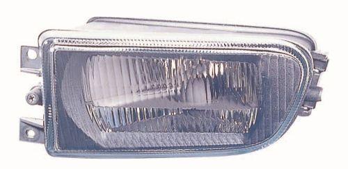 Фара противотуманная правая BMW 5 E39 рифленое стекло (FPS)