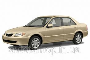Фаркоп Mazda 323 (BJ)(седан 1994-2003)(Мазда 323ВДжи) Автопрыстрий