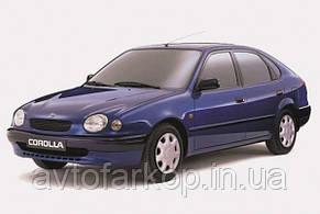 Фаркоп Toyota Corolla E11 (хетчбек/ліфтбек 1997-2002)(Тойота Королла Е11) Автопрыстрий