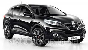Фаркоп Renault Kadjar (універсал 2015-)(Рено Каджар) Автопрыстрий