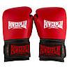 Боксерские перчатки PowerPlay 3015 красные (натуральная кожа) 12 унций, фото 3
