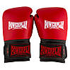 Боксерські рукавиці PowerPlay 3015 Червоні [натуральна шкіра] 16 унцій, фото 3