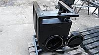Котел твердотопливный Аква буллерьян Buller с водяным контуром 11 кВт