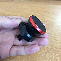 Автомобильный магнитный держатель для телефона, холдер для планшета красный