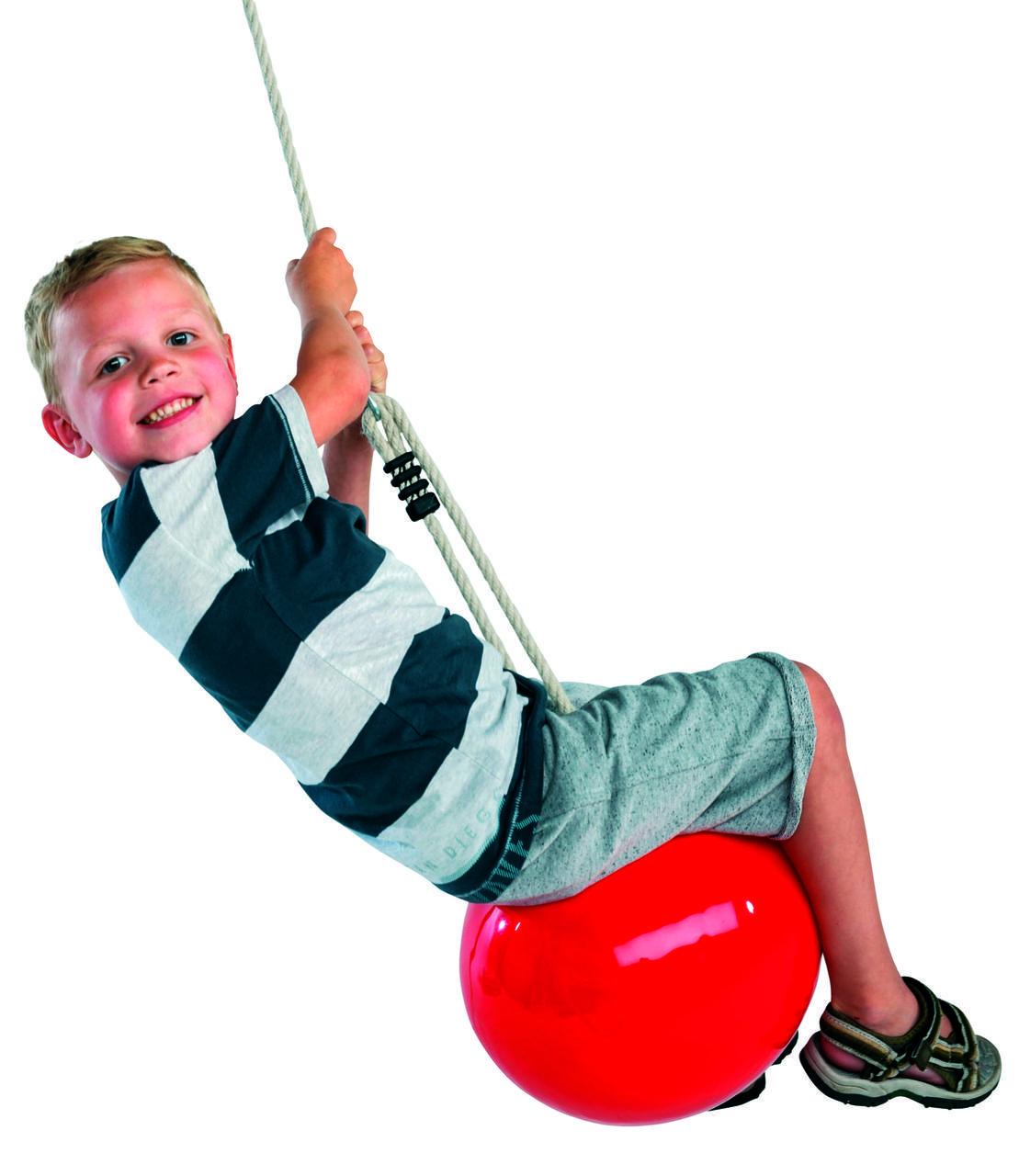 Гойдалка дитяча підвісна в формі кулі Mandora для дітей