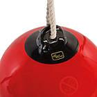Гойдалка дитяча підвісна в формі кулі Mandora для дітей, фото 4