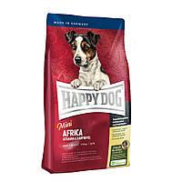 Happy Dog Supreme Mini Africa - сухой корм для собак малых пород (страус с картофелем) 4 кг