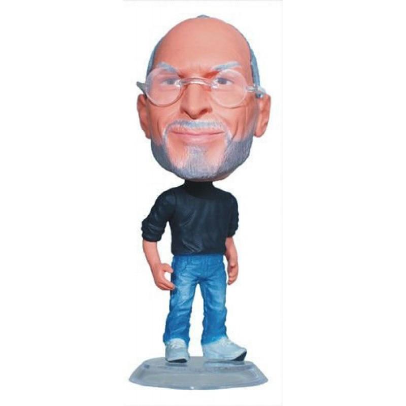 Сувенирная фигурка Стива Джобса (Steve Jobs Figure)
