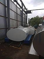 Цистерны для перевозки молока и пищевых продуктов на шасси заказчика