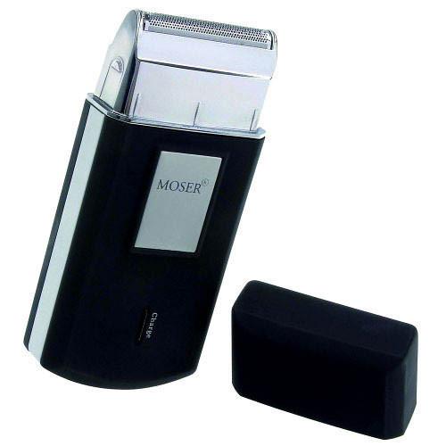 Электробритва Moser MOBILE SHAVER, черная, 3615-0051, портативная