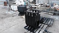 Котел твердотопливный Аква Буллерьян buller с водяной рубашкой 18кВт (водяным контуром)