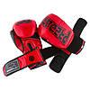 Боксерські рукавиці PowerPlay 3017 Червоні карбон 16 унцій, фото 8