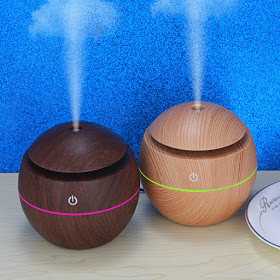 Увлажнитель - ароматизатор  воздуха WOOD