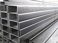 Швеллер стальной гнутый  80х40х3,0мм  ГОСТ 8278-83