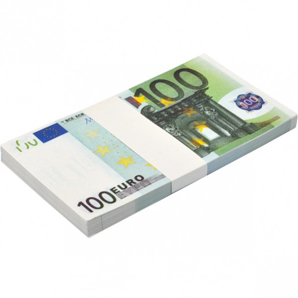 Сувенир «100 Евро»  100Е