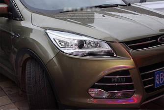 Передние фары Ford Kuga 2 Led оптика (линза ксенон)