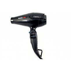 Профессиональный фен для волос Babyliss CARUSO IONIC, черный, 6510IRE, 2400W