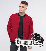 Braggart Youth | Осенний бомбер 43755 красный