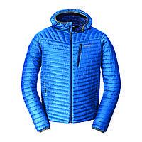 Куртка Eddie Bauer Mens MicroTherm StormDown Hooded M Синий 0856BL-M, КОД: 305212