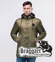 Braggart Youth | Демисезонная парка 20595 хаки