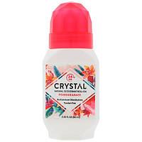 Роликовый дезодорант Кристалл с экстрактом граната, 66 мл