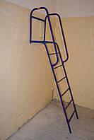 Универсальная пристаная лестница трансформер