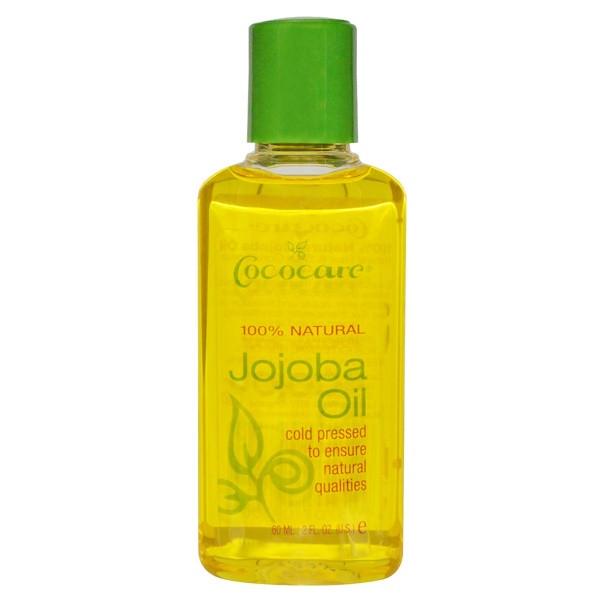 Масло жожоба, Cococare, Jojoba Oil, (60 мл)