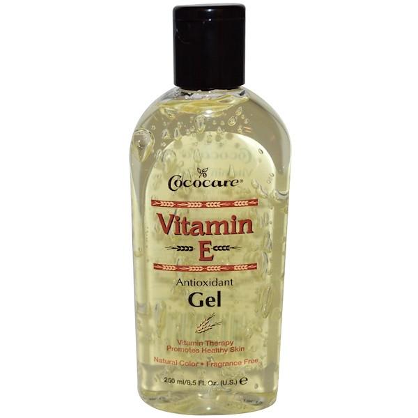 Cococare Гель для тела антиоксидантный с витамином Е, 250 мл